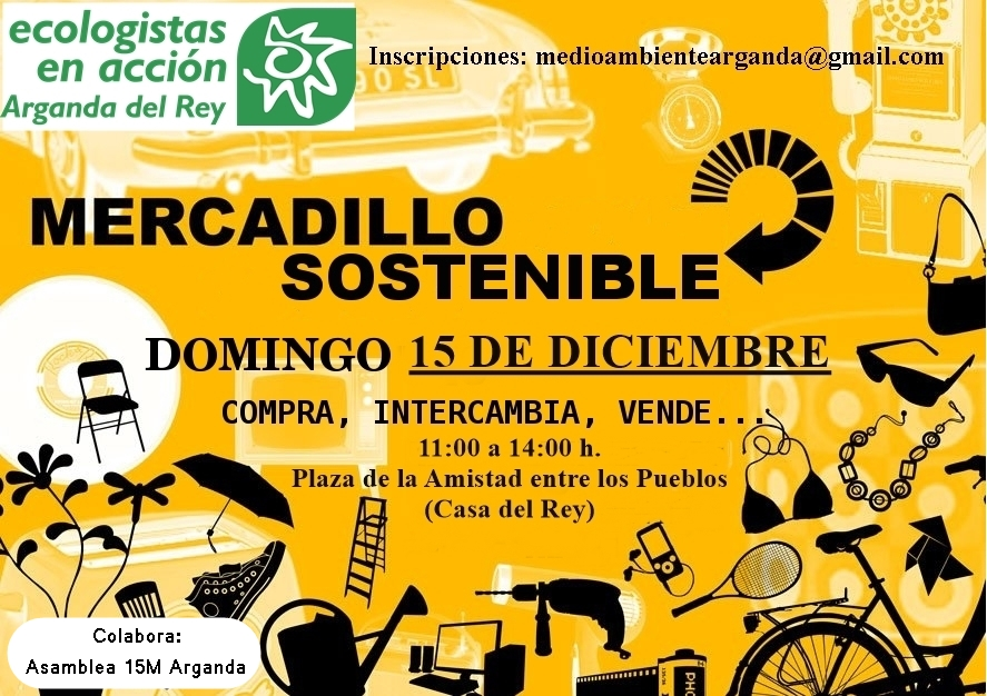Mercadillo Sostenible